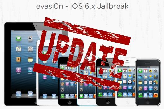 A breve una nuova versione di evasi0n, anche per chi ha già fatto il Jailbreak