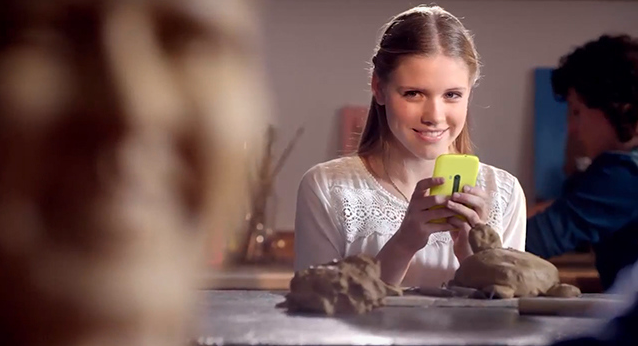 Misterioso Nokia Lumia appare in uno spot TV olandese [Video]