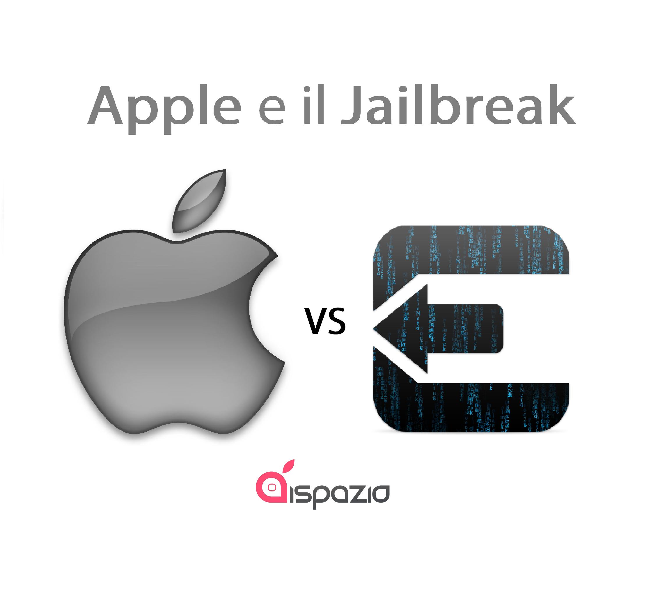 apple vs jailbreak