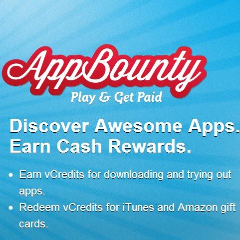 AppBounty: un servizio per guadagnare soldi scaricando app su App Store e vincere un iPhone 5!