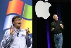 Steve Jobs e Bill Gates in un duello inedito… a suon di rap! [Video]