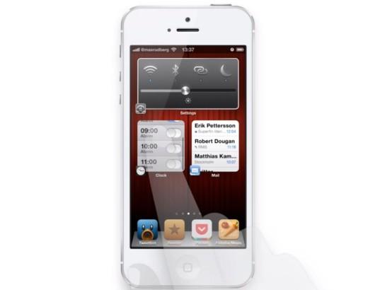 concept widget