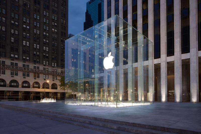 Altre perdite d'acqua provocano danni all'interno dell'Apple Store di Fifth Avenue a New York [Video]