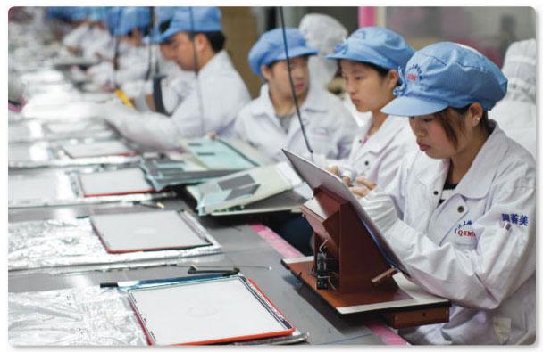 Foxconn: i nostri problemi non sono legati alla produzione di iPhone 5