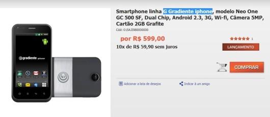 gradientephone