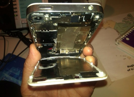iPhone4sburned2