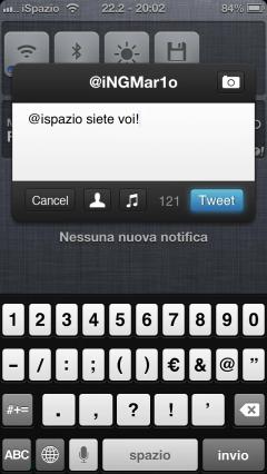 iSpazio-twitkaFly ios 6-7