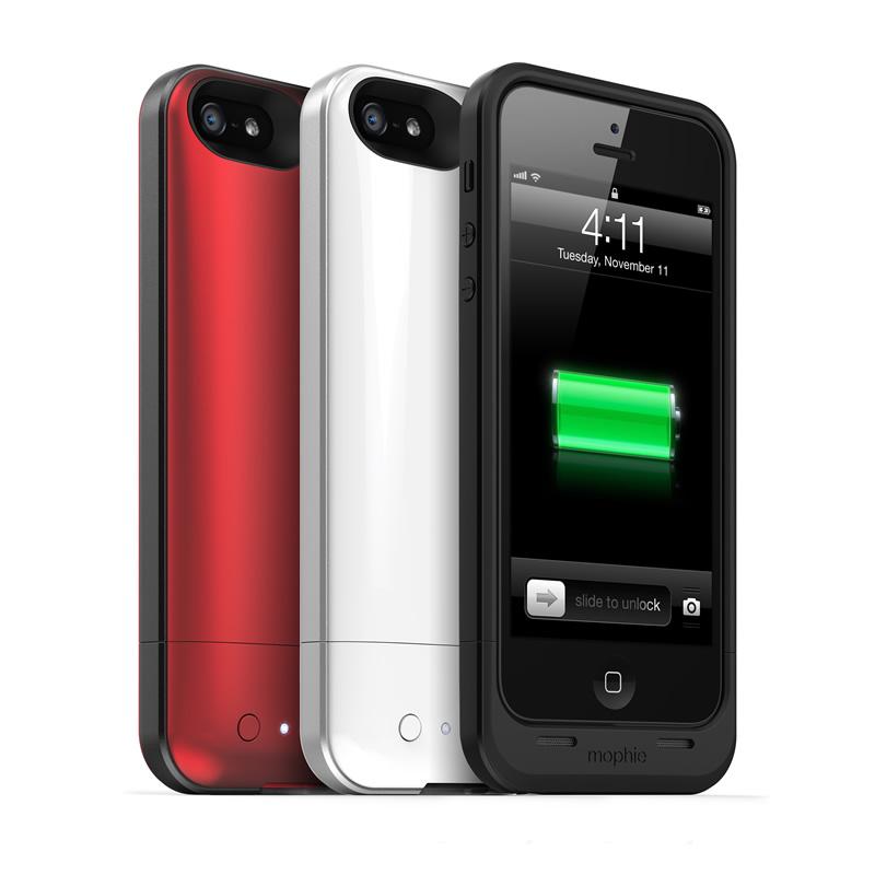[MWC] Mophie Juice Pack Air per iPhone 5: la cover per non avere più problemi di batteria [Video]