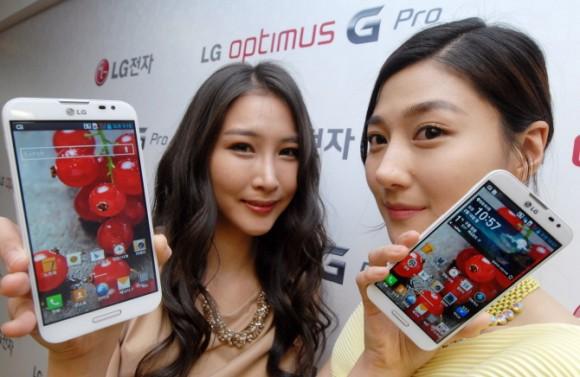 iSpazio prova gli LG Optimus G ed Optimus G Pro al Mobile World Congress 2013 [Video hands-on]
