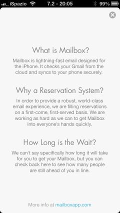 mailbox ispazio4