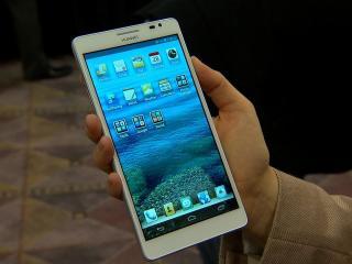 [MWC] Ecco il nuovo Huawei Ascend Mate, il phablet da 6,1 pollici [Video]
