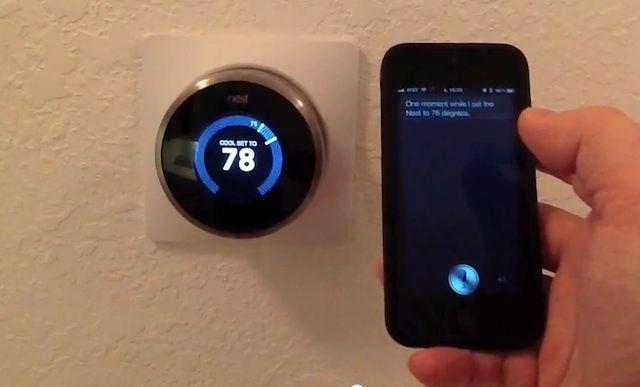 Siri controlla televisore, termostato e luci grazie ad un incredibile hack! [Video]