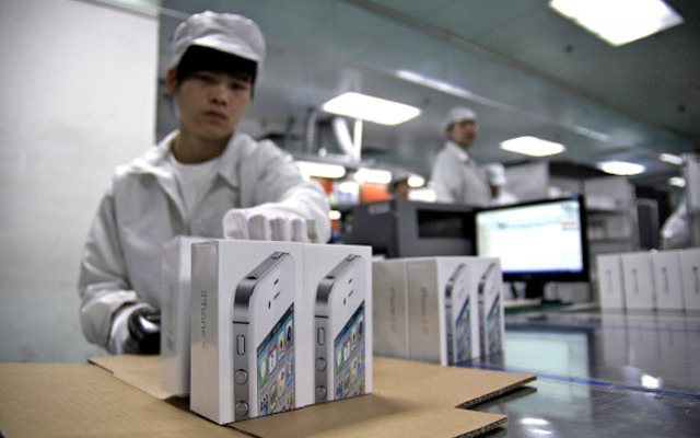 Foxconn è pronta ad assumere ben 90mila lavoratori in vista di iPhone 5S