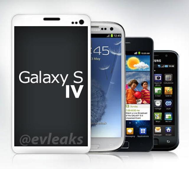Nuove indiscrezioni su Galaxy S IV: estetica e prestazioni svelate?