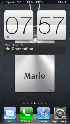 iSpazio-HTC One X Widget-1