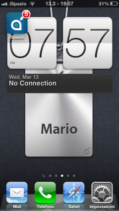 iSpazio-HTC One X Widget-4