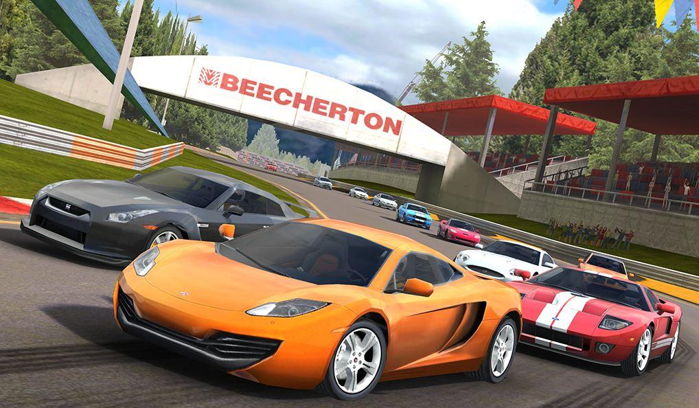 Novità su Real Racing 3 al GDC 2013, nuove auto, modalità e funzioni in cloud [Video]