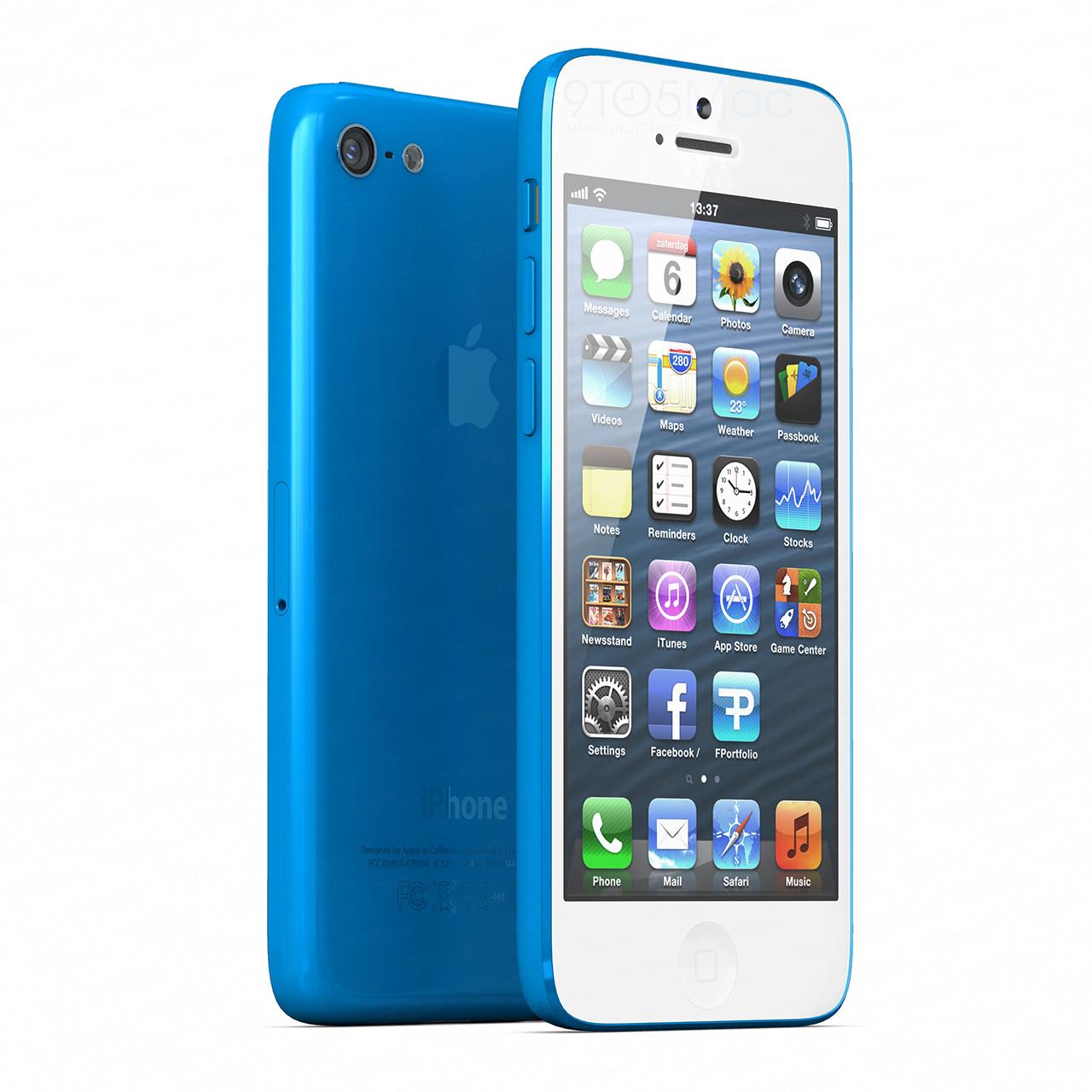 L'iPhone economico sarà in plastica? Ecco come sarà in 10 colori diversi!