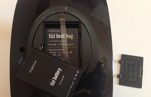 iSpazio - Review Tizi Beat Bag
