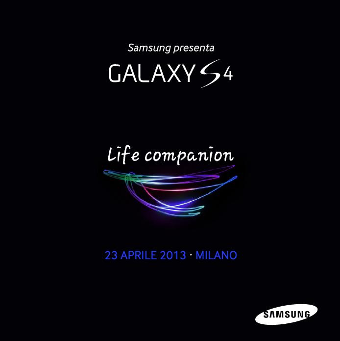 Save The Date: iSpazio alla presentazione del Samsung Galaxy S4 a Milano – Ecco la nostra prima prova [Video]
