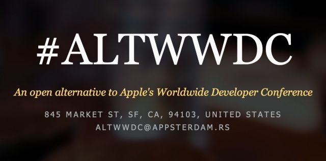 AltWWDC: la conferenza alternativa alla WWDC Apple