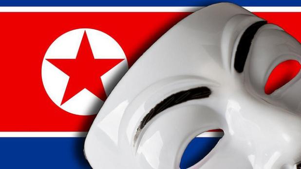 La guerra ha inizio! Anonymous spara i primi colpi contro il governo nord coreano