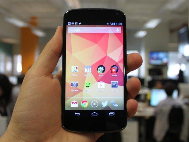 Google non presenterà un Nexus 5 al Google I/O 2013