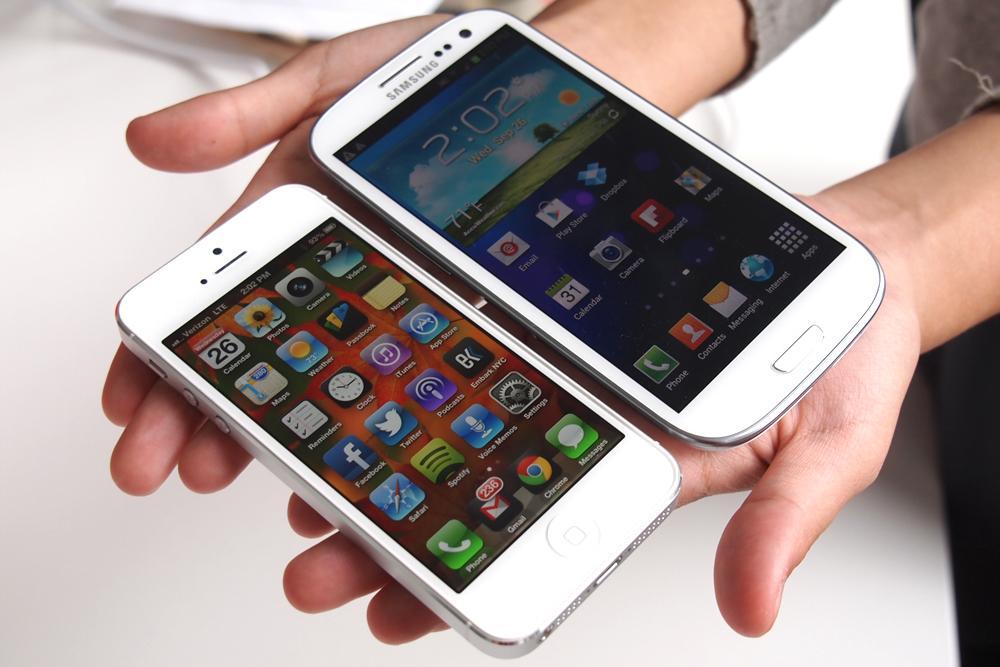 Uno studio dimostra che i Galaxy S sono più semplici da usare degli iPhone