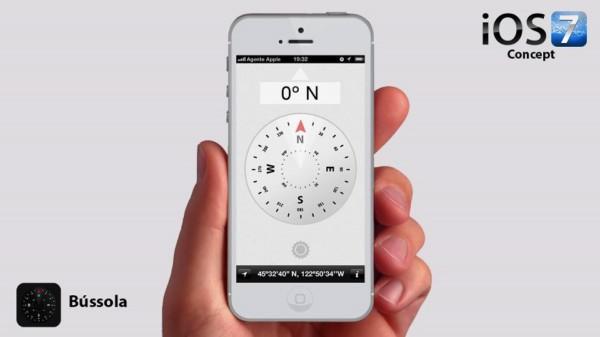 Ecco come potrebbe essere iOS 7 senza l'uso dello skeumorfismo [Video]