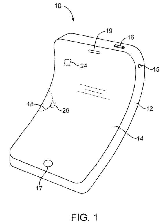 Apple brevetta l'iPhone pieghevole e ricerca personale specializzato in display flessibili
