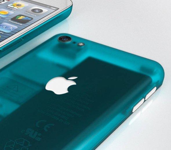 Ecco iPhone economico con scocca in plastica trasparente di più colori | Concept