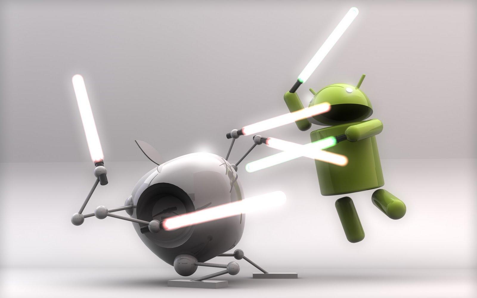 iOS contro Android: chi vince la battaglia? Tutti i numeri dei due sistemi operativi in un unico articolo!