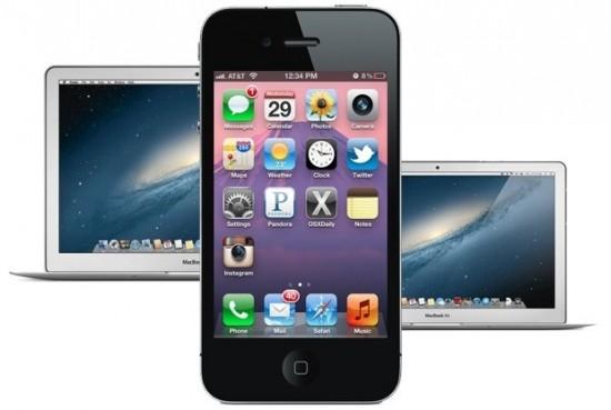 Apple brevetta il trasferimento di prossimità di file tra iPhone e Mac