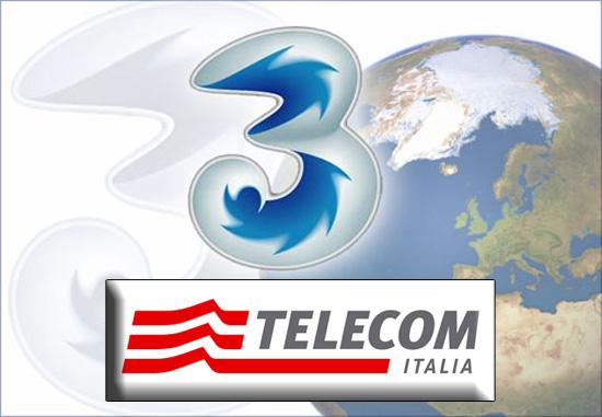 3 Italia: non ci sono le condizioni per un accordo con Telecom