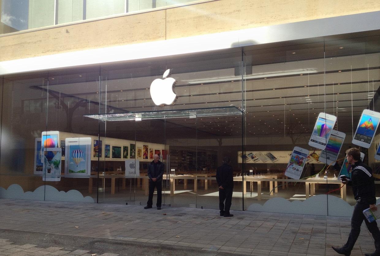 Apre un nuovo Apple Store in Australia: ecco le prime immagini