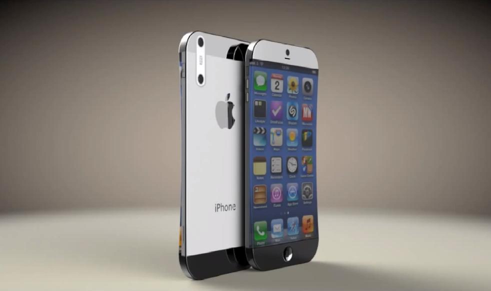 iPhone 6: nuovo concept con display ricurvo e fotocamera in 3D [Video]