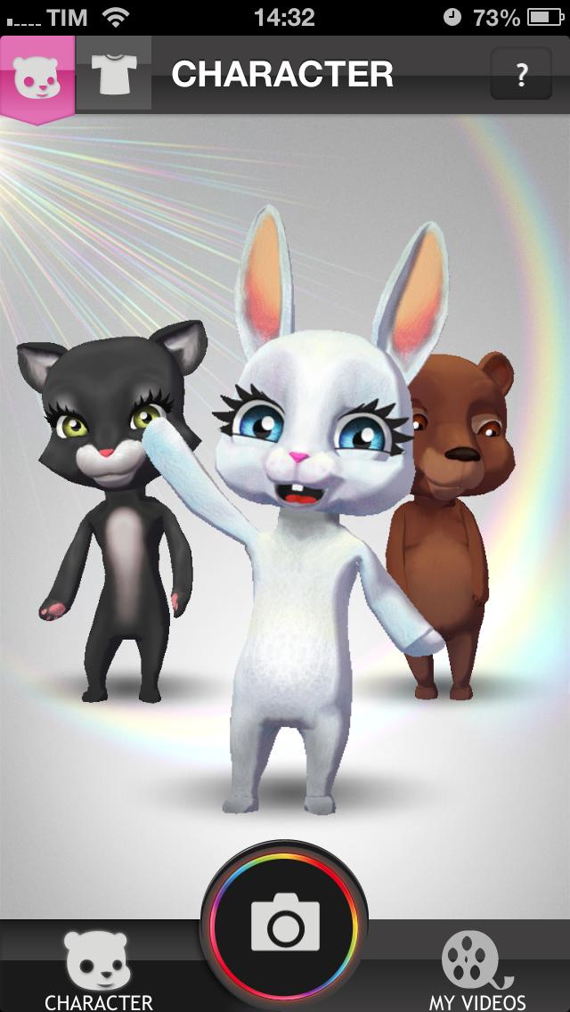 abbastanza Zoobe Came e Zoobe Cam Eve, usiamo simpatici personaggi 3D per i  SL34
