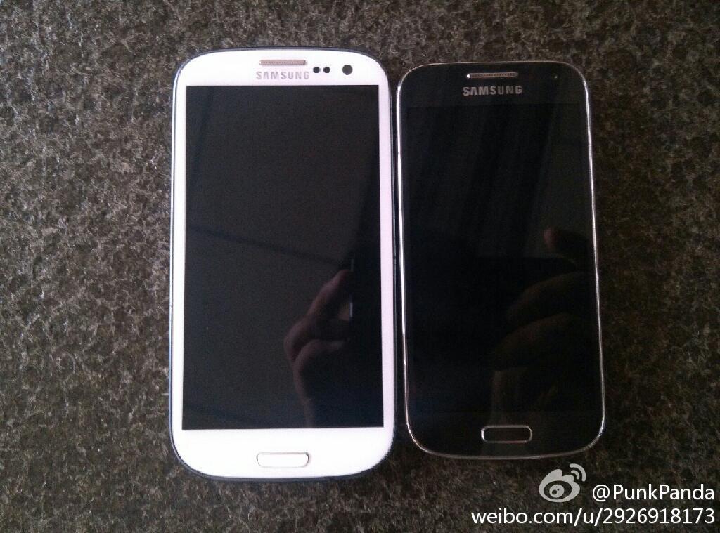 Ecco le prime foto in alta definizione di Samsung Galaxy S4 Mini