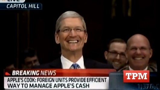 Svelata una nuova feature di iOS 7 nel processo sull'elusione fiscale di Apple? [Video]