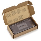 iSpazio-Amazonbasicsgrigio fumo scatola
