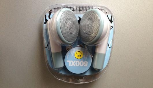 iSpazio-hallomall-500XL Earbud Speakers-1