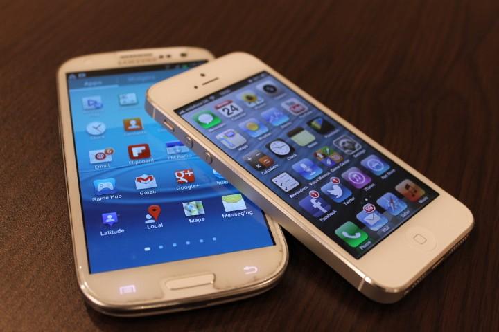 Apple immune al lancio di Galaxy S4, cresce più rapidamente di Samsung in USA