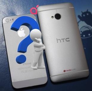 ispazio- iphone 5 vs htc one?