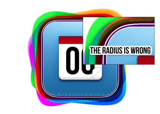 radius-wrong