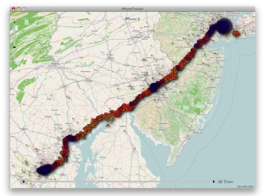 tracciamento_iphone_GPS