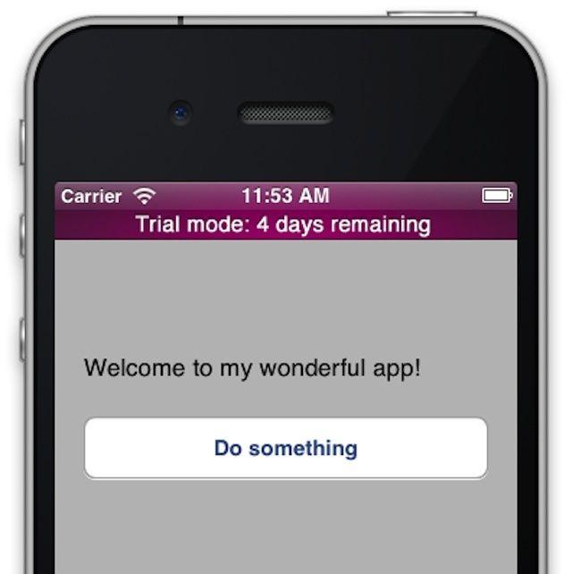 Provare un'applicazione completa prima di acquistarla: ecco come potrebbero essere le app Trial Version in iOS