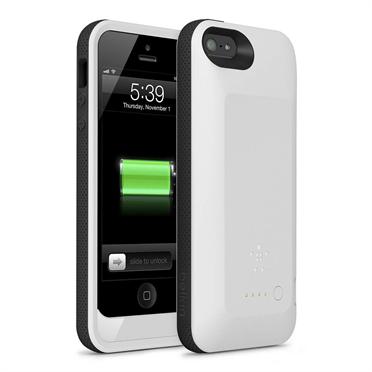 Belkin lancia la sua cover con batteria integrata per iPhone 5