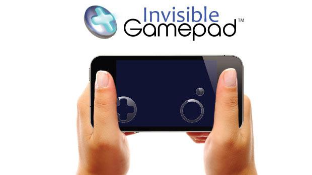 Ecco il nuovo ed innovativo Invisible Gamepad per i dispositivi mobili [Video]