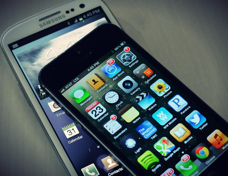 Continua il declino degli iPhone in Europa, Samsung cresce