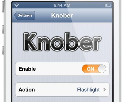 Knober: attiviamo diverse impostazioni tramite la lockscreen del nostro dispositivo   Cydia [Video]